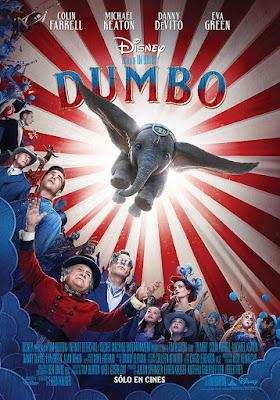 DUMBO - poster españa