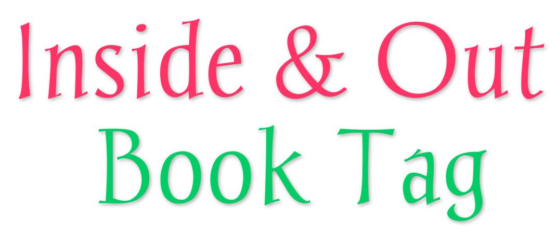bookfever inside out book tag. Black Bedroom Furniture Sets. Home Design Ideas