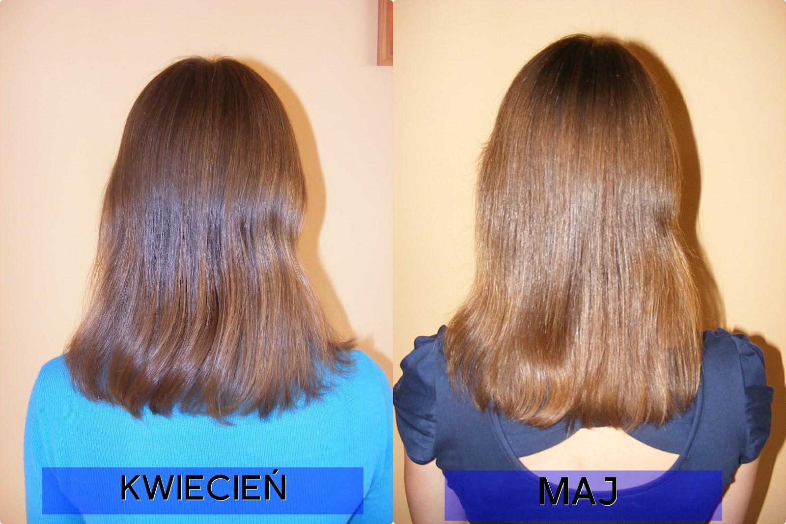olej rycynowy na porost włosów efekty