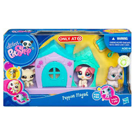 Littlest Pet Shop Small Playset Chihuahua (#1199) Pet