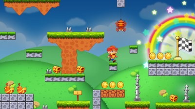 Download Game Super Jabber Jump APK