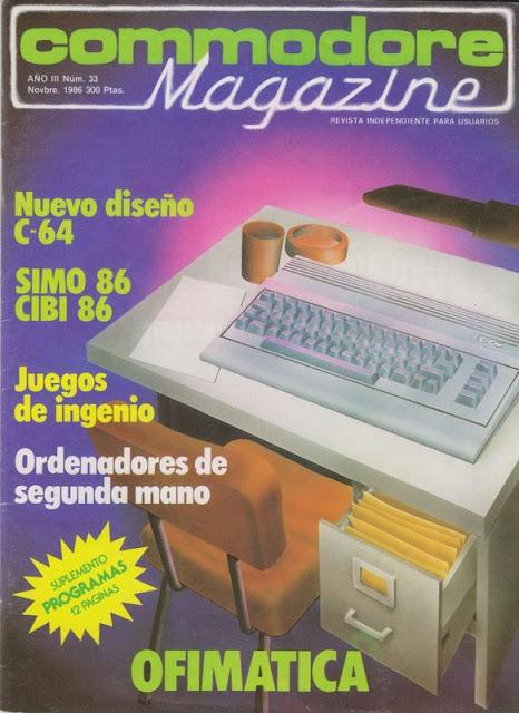 Commodore Magazine #33 (33)