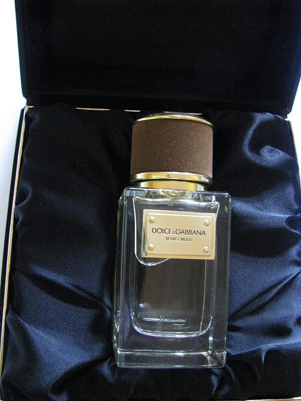 The Beauty Alchemist Dolce And Gabbana Velvet Wood From