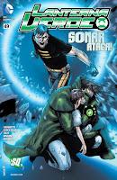 Os Novos 52! Lanterna Verde #49