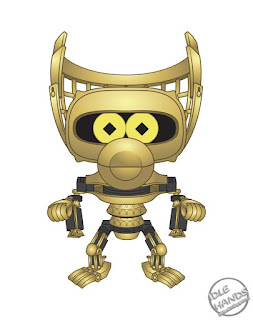 Toy Fair 2017 Funko Mystery Science Theater 3k Pops