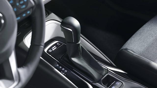 Novo Corolla 2020 Híbrido Flex - automático CVT