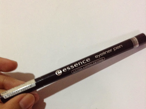 Product Review: Essence Eyeliner Extra Long Lasting