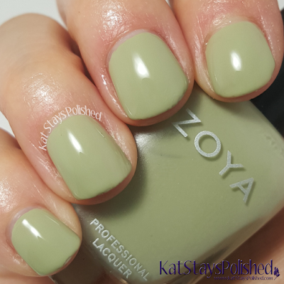 Zoya Whispers 2016 - Ireland | Kat Stays Polished