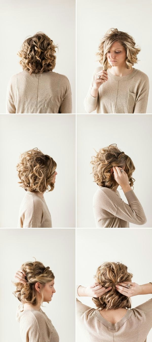 5 Curly Hairstyles for 2015