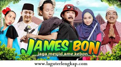 lagu ost Jaga Masjid Ame Kebon