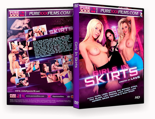 Girls In Skirts xxx – ISO – CAPA DVD