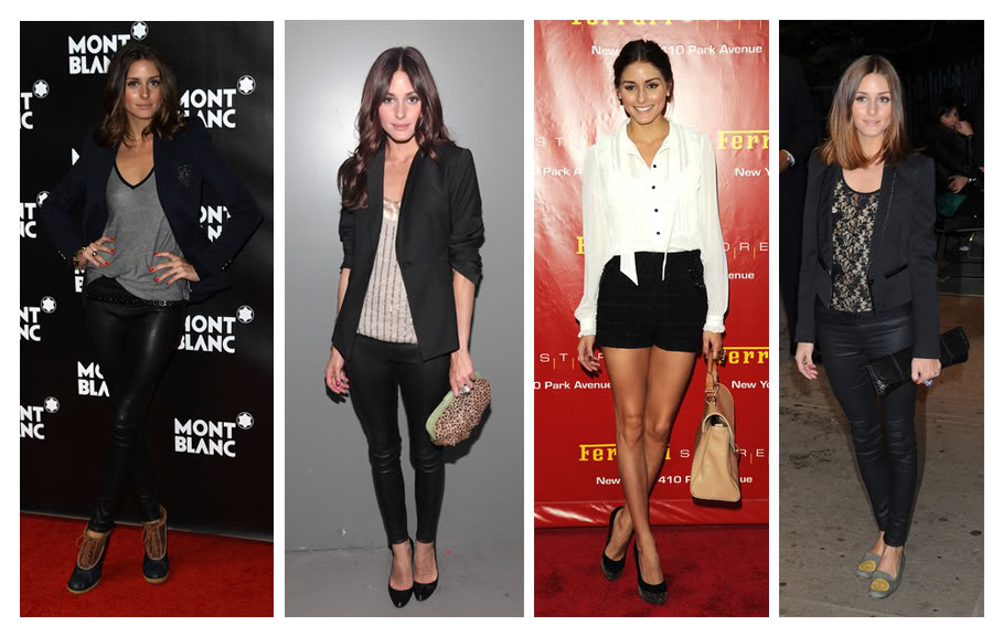 8f61e6e338 1. Suits You Olivia pulls off the female tux effortlessly