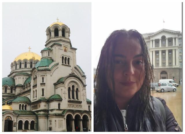 Alexander Nevski, Bulgaria, y Abril Camino