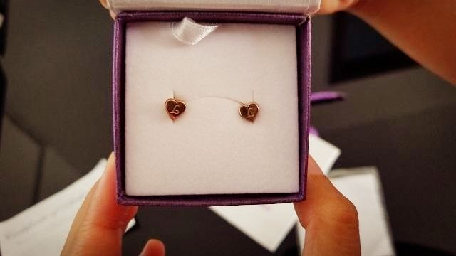Cute and customized earrings
