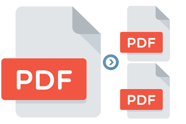 mengambil halaman tertentu dari file pdf tanpa software