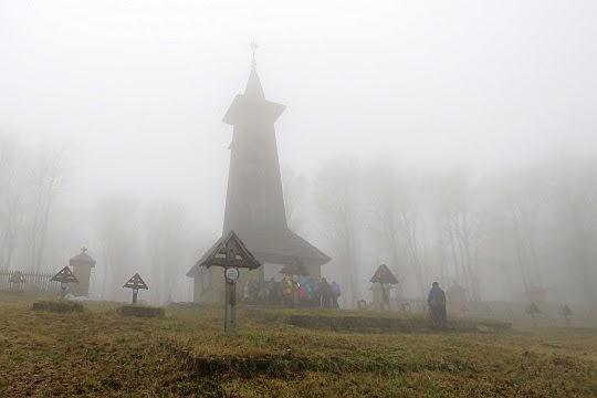 """Cmentarz wojenny nr 46 """"Konieczna-Beskidek""""."""