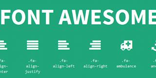 Font Awesome Icons và cách sử dụng