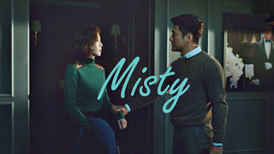 Misty, Drama Korea Misty, Korean Drama Misty, Sinopsis Drama Korea Misty, Cast, Pelakon Drama Korea Misty, Kim Nam Joo, Ji Jin Hee, Jeon Hye Jin, Jin Ki Joo, Go Joon, Ahn Nae Sang, Ending Drama Korea Misty, Top 15 Drama Korea Terbaik 2018, Top 15 Drama Korea Terbaik 2018 Pilihan Miss Banu, Best Korean Drama 2018, My Korean Drama List, Top 15 Best Korean Drama Of 2018, Review By Miss Banu, Blog Miss Banu Story,