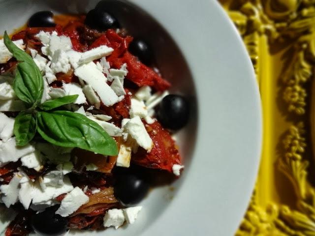 ma cuisine moi salade de tomates. Black Bedroom Furniture Sets. Home Design Ideas