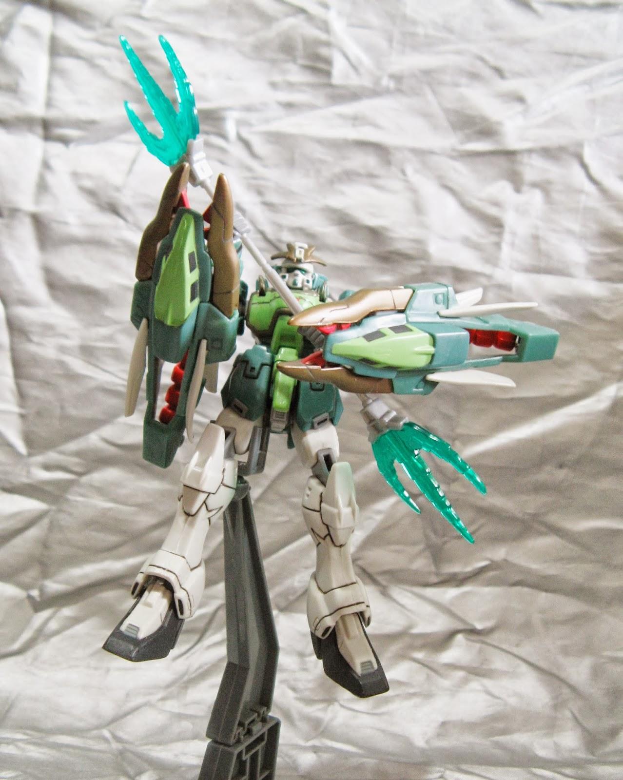 M.I.A(Moblie suit In Action): GUNDAM W Endless Waltz Altron Gundam新機動戰記無盡的華爾茲雙頭龍高達/哪吒