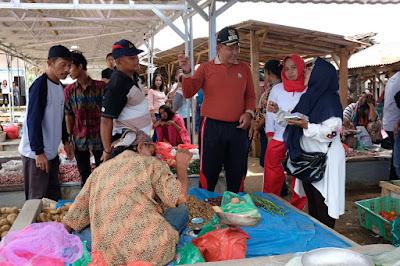 Buka Minggu, Pasar Sukoharjo Tambah Hari Pasar