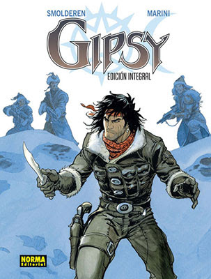 Gipsy, Edición Integral. Cómic Europeo