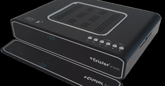 تحديث جديد لجهاز CRISTOR IP3000 عودة C+ و BEINSMAX,  تحديث جديد لجهاز ,CRISTOR IP3000, عودة ,C+, و BEINSMAX,