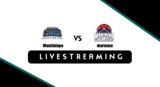 Livestream List: Muntinlupa vs Marikina June 21, 2018 MPBL Anta Datu Cup