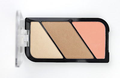 Rimmel Kate Sculpting Palette 002 Coral Glow Bronzer Highlighter Blush