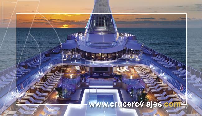 Oceania Cruises presenta su crucero Vuelta Al Mundo para