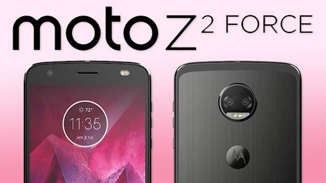 Motorola Moto Z2 Force Review, Price & Specifications
