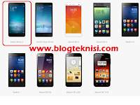 Cara Mudah Update/Flashing/Install ROM MIUI Xiaomi Redmi Note 2