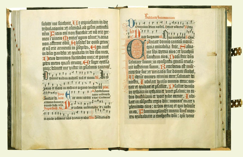Every Day Is Special: August 14 – Oldest Printed Book (kind of)