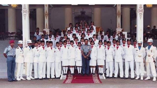 Paskibraka Nasional 1999