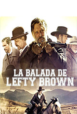 La balada de Lefty Brown (2017) BDRip 1080p Español Castellano AC3 5.1 / ingles DTS 5.1