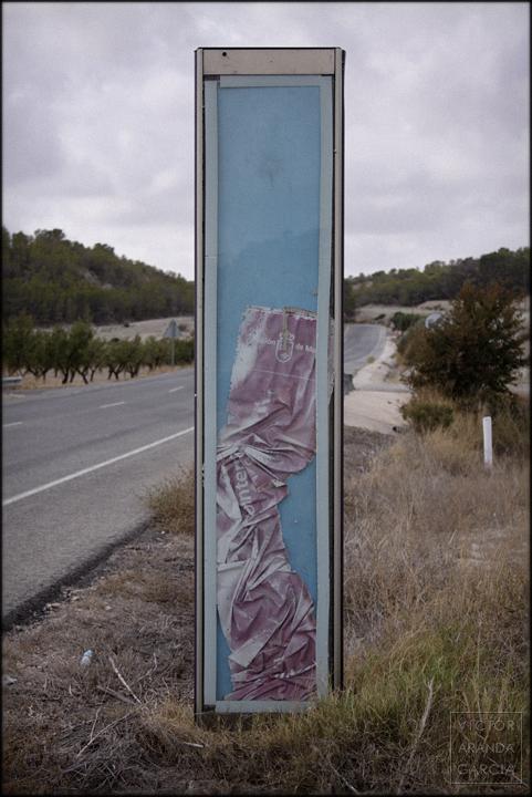 Murcia,fotografia,cartel,arriba_extraña
