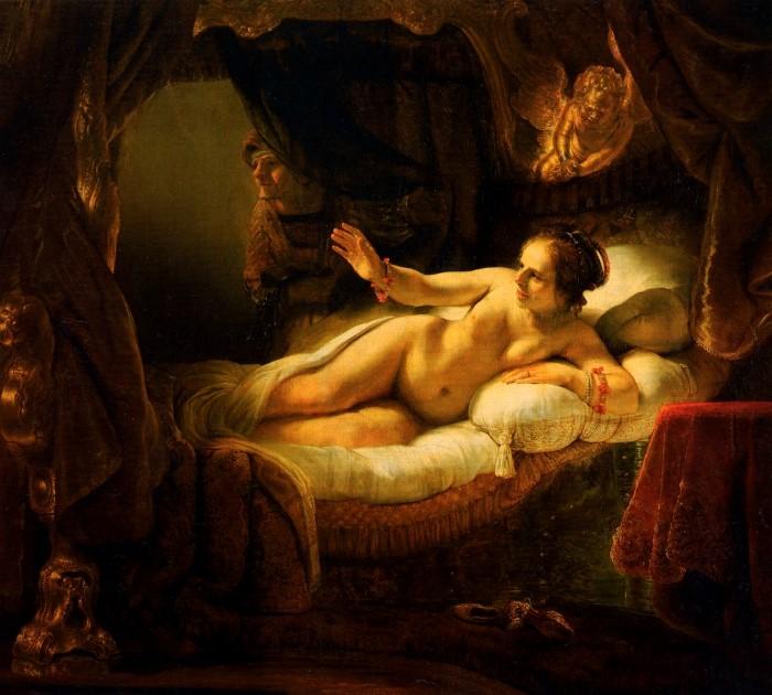 Женщины в живописи. От древности до нашего времени 30