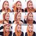 Kamu Berkulit Gelap? Tutorial Hijab Berikut Ini Bisa Kamu Coba