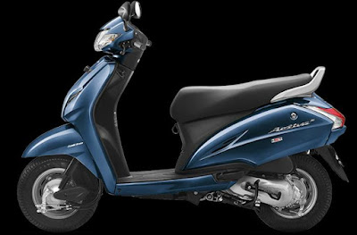 Honda Activa 3G left side Hd wallpaper