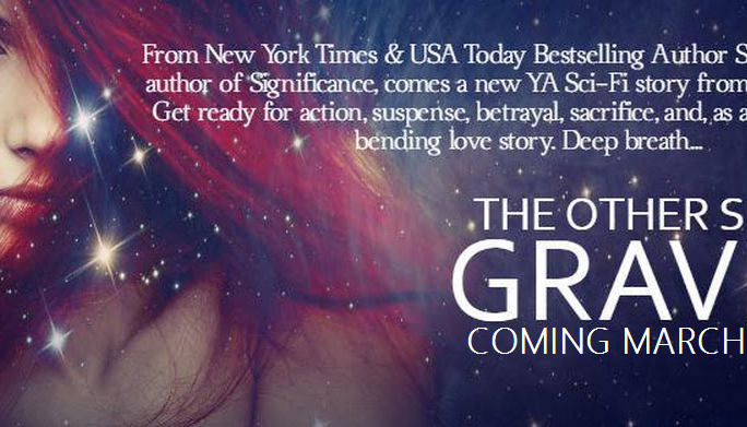WIN an ARC of THE OTHER SIDE OF GRAVITY