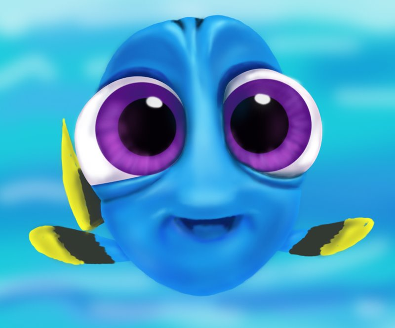baby dory wallpaper - photo #19