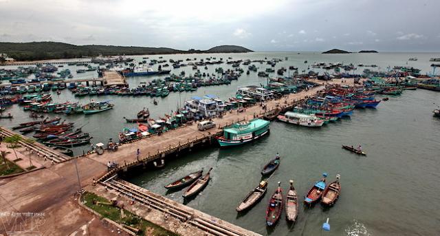 Du lịch câu cá đảo phú quốc