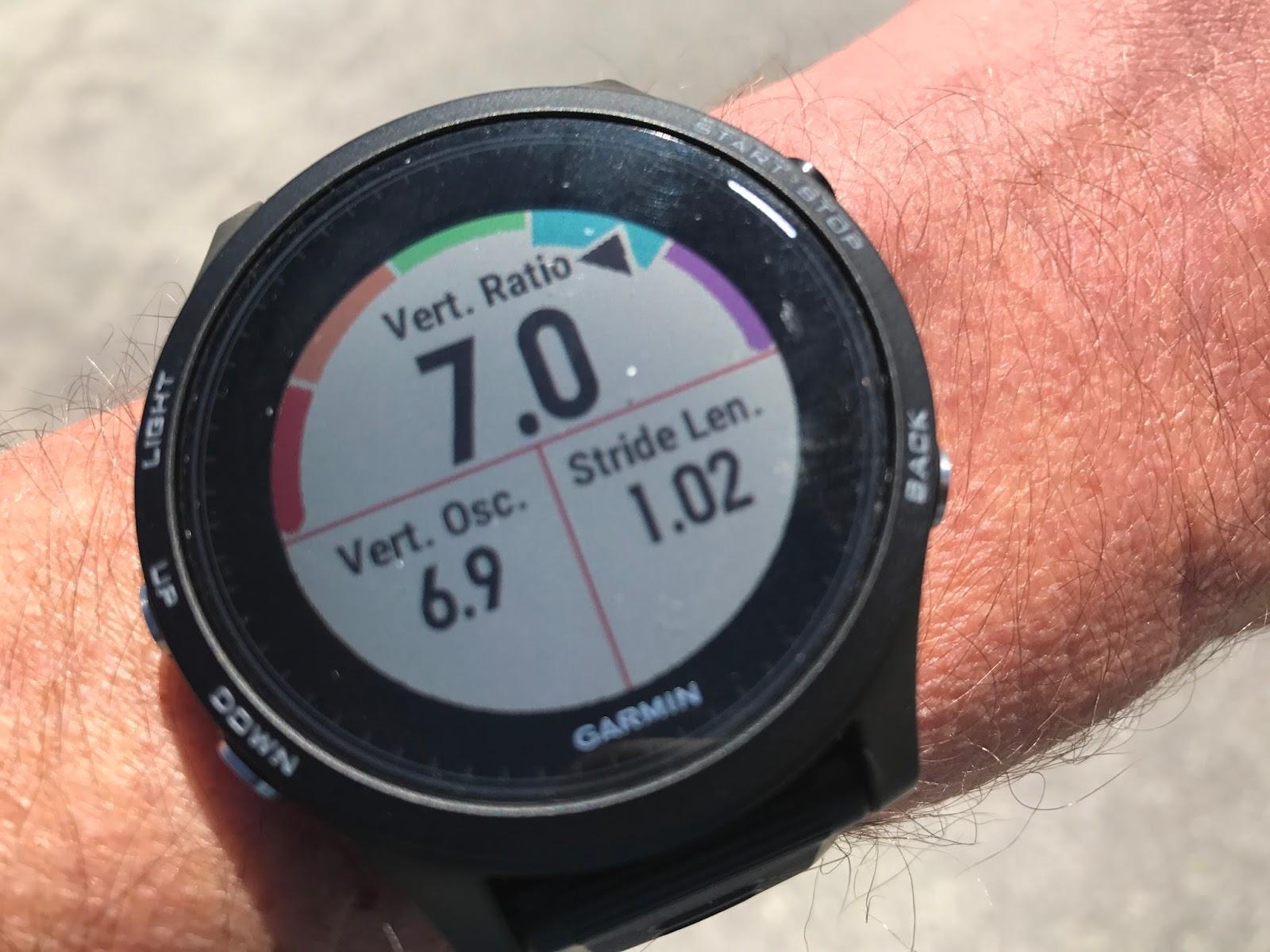 Road Trail Run: Garmin Fenix 5X, Forerunner 935, Running Dynamics