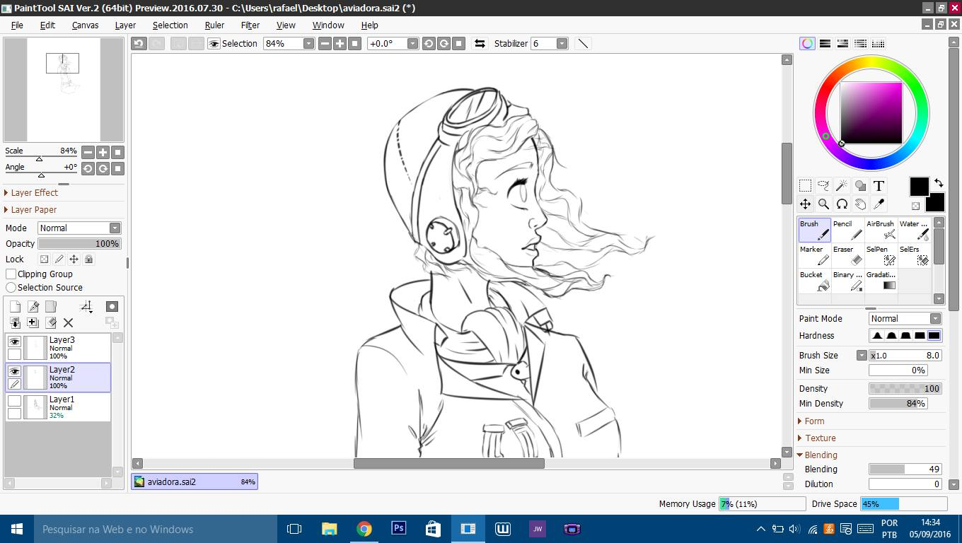 paint tool sai 2.0 full version