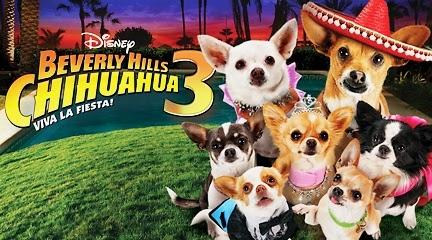 Beverly Hills Chihuahua 3: Viva La Fiesta (2012)