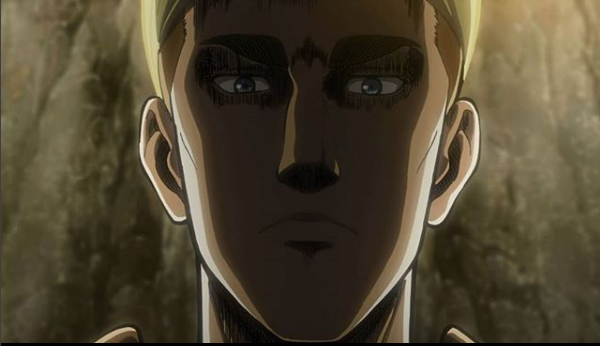 Erwin's Most Mad Plan Yet  Unveil Attack On Titans.