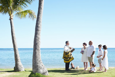 Kahala Wedding