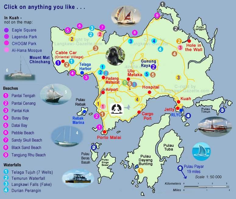 Langkawi Island: Travel Log: 2013