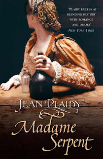 Book cover of Madame Serpent by Jean Plaidy