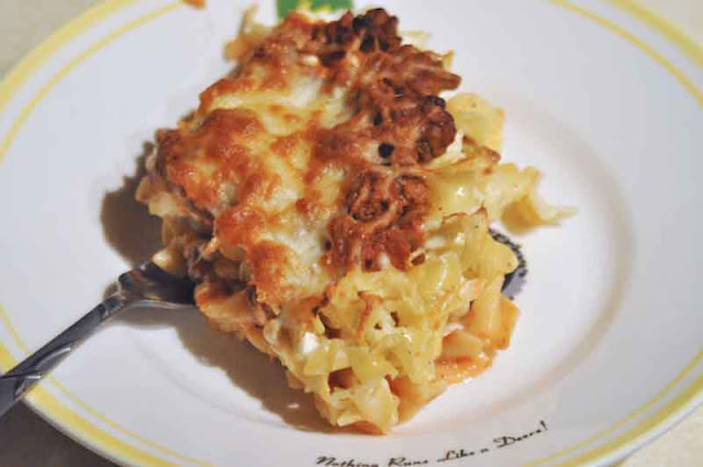PW's Sour Cream Noodle Bake
